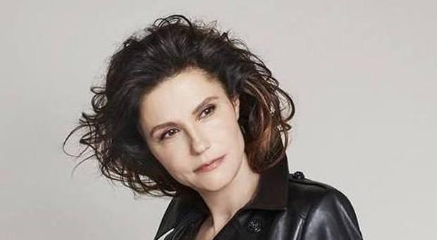 Domenica In, Alessandra Martines gela Mara Venier: 'Com'è finita con mio marito?'