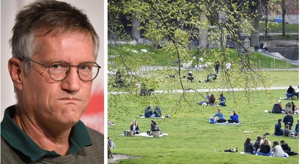 Covid, l'epidemiologo che ha vietato il lockdown in Svezia: «Così abbiamo evitato la seconda ondata»