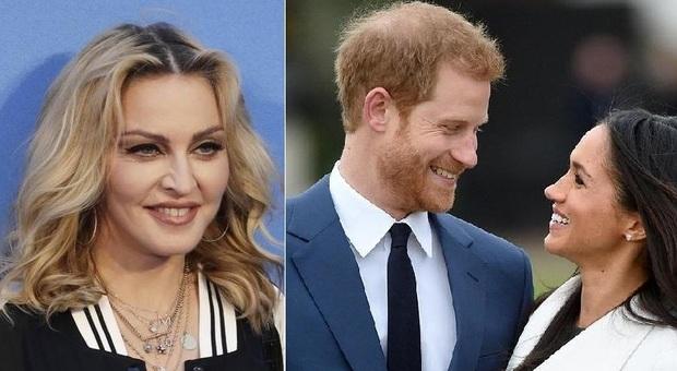Madonna offre a Harry e Meghan la sua casa di New York (in affitto): «Il Canada è noioso!»