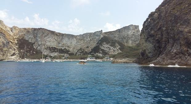 L'isola di Palmarola