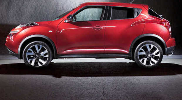 Nissan Juke modello 2013
