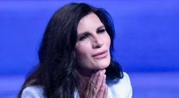 Pamela Prati e Roberto D'Agostino a Non è l'Arena, il segnale salta sul più bello: «C'è lo zampino di Mark Caltagirone»