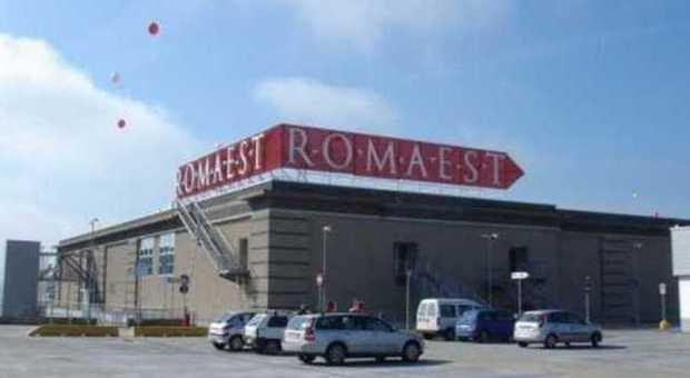 Collatina Truffa Del Parcheggio Al Centro Commerciale Roma Est
