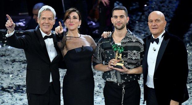 Sanremo, scontro tra giurie e televoto. Mahmood è un caso politico