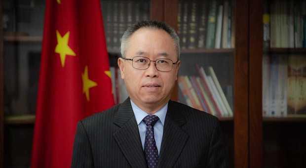 Coronavirus, l'appello dell'ambasciatore di Pechino: «Aiutateci a vincere»