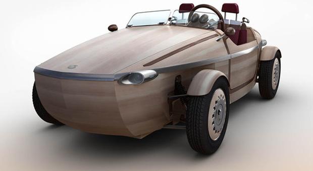 Toyota setsuna un concept di legno per il debutto alla for Design della moda politecnico milano opinioni