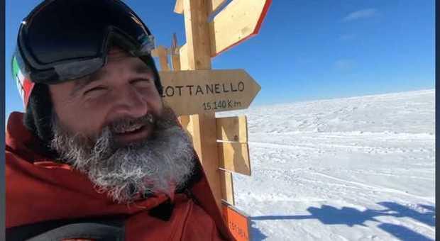 Coronavirus, il ricercatore romano Alberto Salvati: «Noi in Antartide siamo i più isolati, perciò ci studiano»
