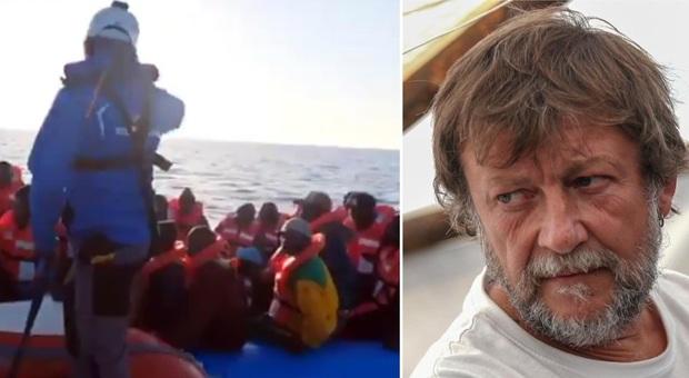 Migranti, nave ong Mare Jonio a Lampedusa. Gdf nega sbarco. Di Maio: «No a nuovo caso Diciotti»