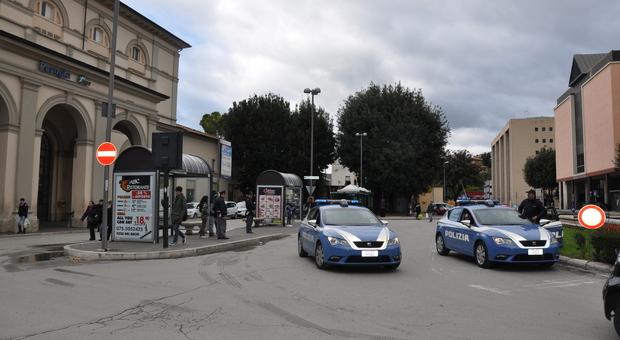 Perugia, spaccia alla stazione di Fontivegge: arrestato