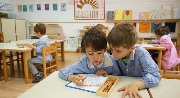 Asilo obbligatorio: in classe a 3 anni. Ministero al lavoro per la rivoluzione