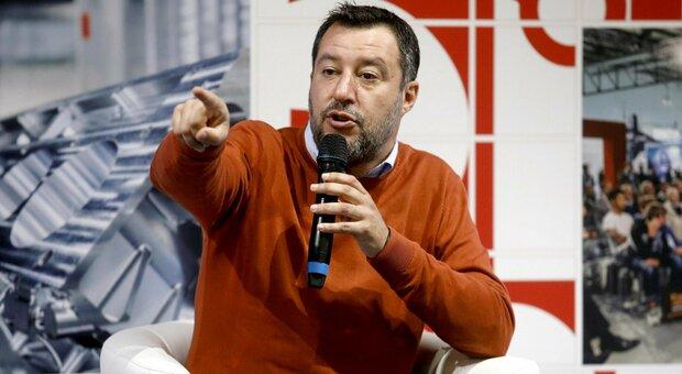 Dpcm, Salvini attacca Conte: «Una sola telefonata di un minuto, questa non è collaborazione»