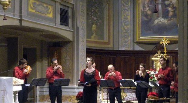 Il Gruppo Ocarinistico Budriese al Festival di Ravello
