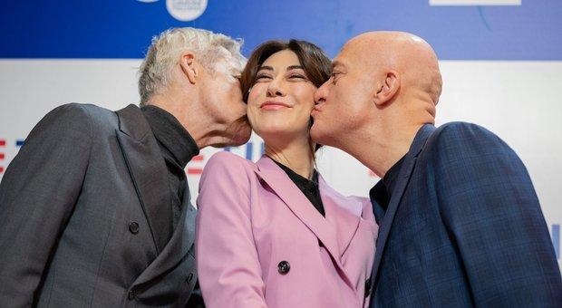 Sanremo 2019, la conferenza stampa in diretta dopo la prima serata