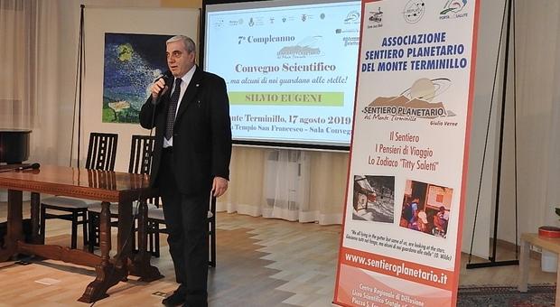 Silvio Eugeni al Terminillo