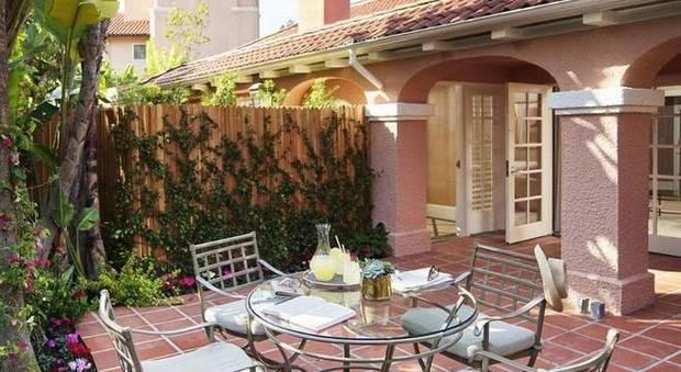 Los Angeles, il Beverly Hills Hotel svela la stanza di Marilyn Monroe