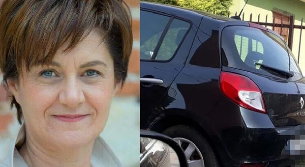 Alice Zago, l'auto e il sen. Cristiano Zuliani