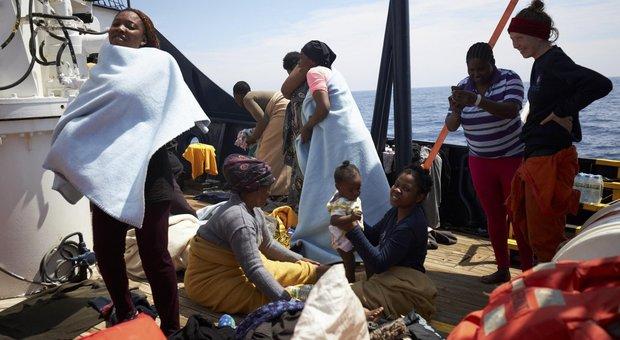 Nave Alan Kurdi, la Ong tedesca Sea Eye con i migranti a bordo è diretta a Malta