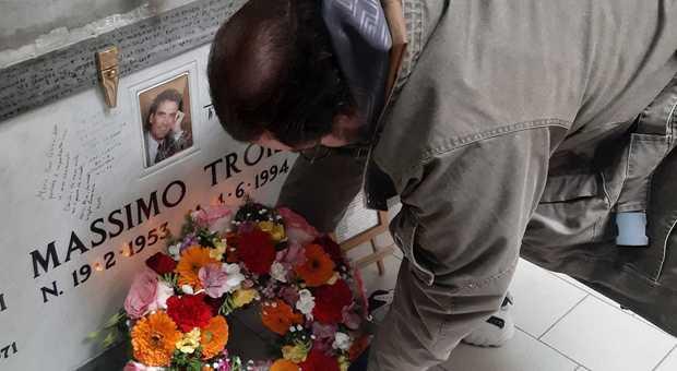Massimo Troisi, San Giorgio a Cremano ricorda l'attore a 67 anni dalla nascita