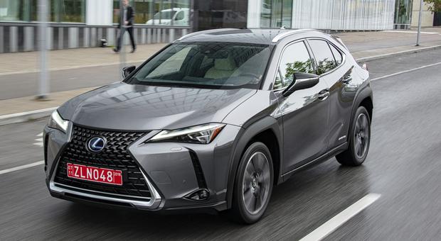 La nuova Lexus UX