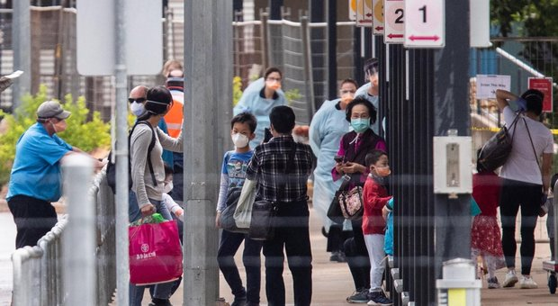 Coronavirus, a Venezia controlli in hotel per la coppia di Taiwan contagiata