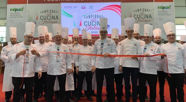 Campionato della Cucina Italiana, trionfa il Team Basilicata nella categoria Cucina Calda