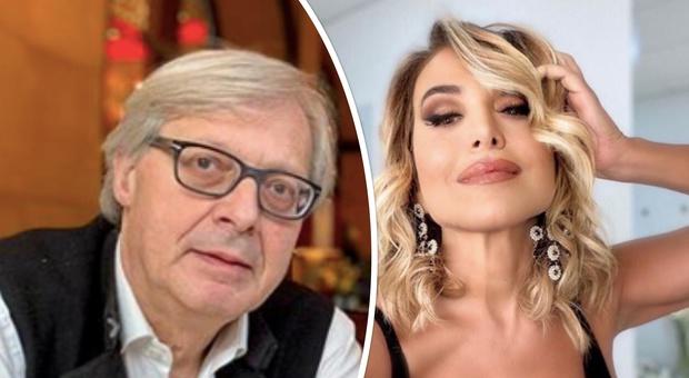 Lite a Live non è la D'Urso, Vittorio Sgarbi: «Barbara è una maleducata, sarà denunciata»