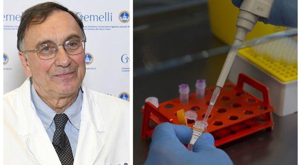 Coronavirus, l'infettivologo del Gemelli: «In Italia zone rosse, in Germania pazienti con sintomi al lavoro»