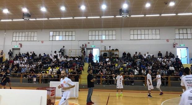 Osimo, ponte tra sport: la Robur basket invita gratis al palazzetto gli atleti delle squadre di volley