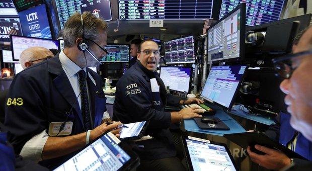 Operatori a Wall Street