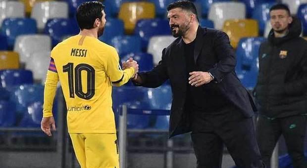Coronavirus, Messi e il Barcellona: «Ci decurtiamo lo stipendio del 70%»