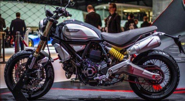 Il Ducati Scrambler 1100 Special