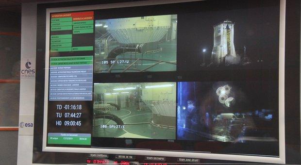 Il count down interrotto del lancio della Soyuz