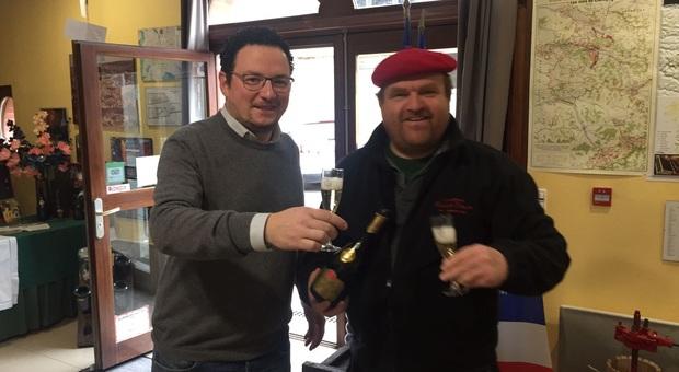 Dal Marchese del Grillo alla Francia: D'Alesio a caccia degli Champagne