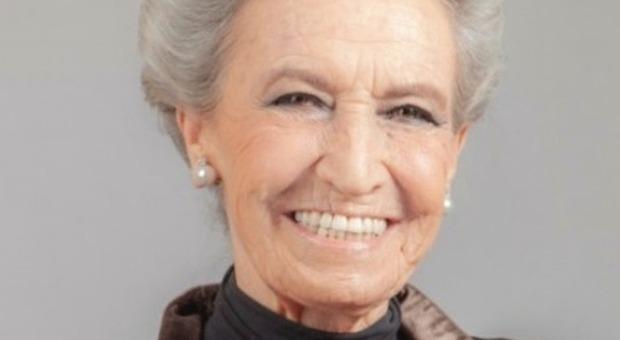 Barbara Alberti, l'attacco choc al Gf Vip: «È una figlia di p****». Fan furiosi su Twitter: «Squalificatela» (ufficio stampa Gf Vip)