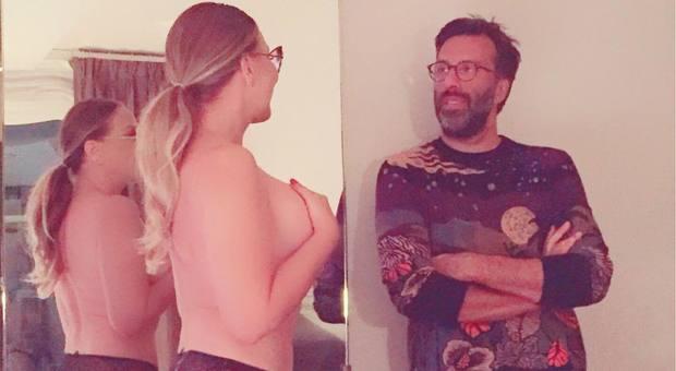 Ornella Muti, bellezza senza età: sexy nude look su Instagram a 63 anni