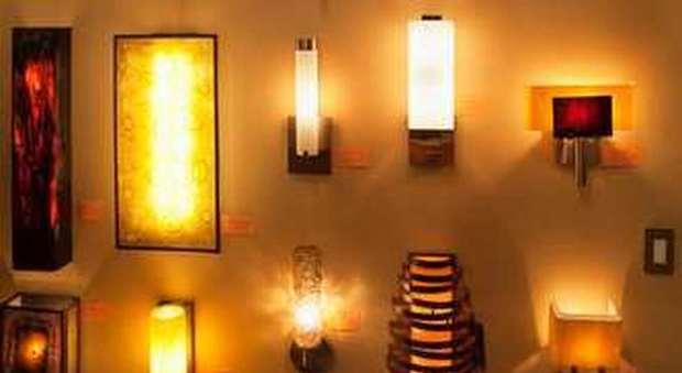 Plafoniere Da Mansarda : Lampade da parete quali scegliere per illuminare gli ambienti in