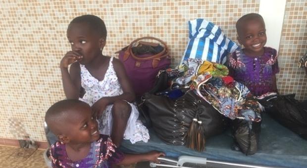 In Togo per la vita Piove ad Afagnan