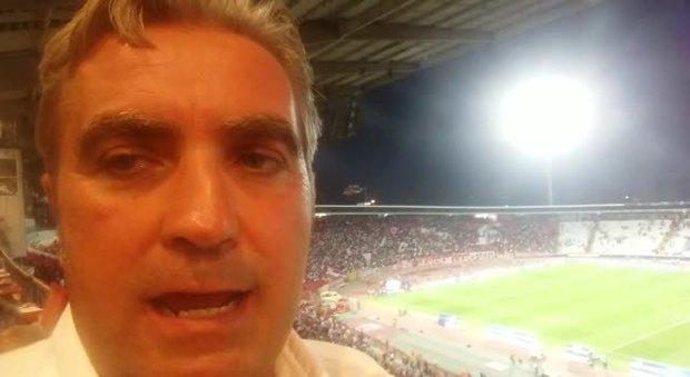 Stella Rossa-Napoli 0-0, il commento di Roberto Ventre dal Marakana
