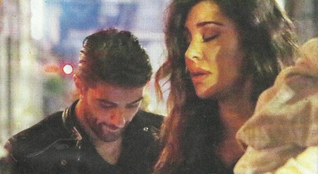 Belen Rodriguez e Andrea Iannone di nuovo insieme dopo la separazione