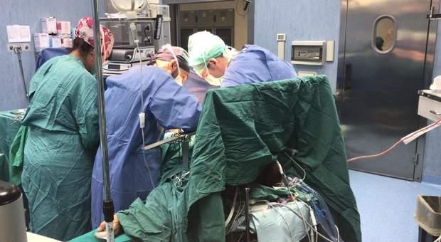 Operazione al cuore in ipnosi: primo intervento di ablazione della fibrillazione atriale a Savona