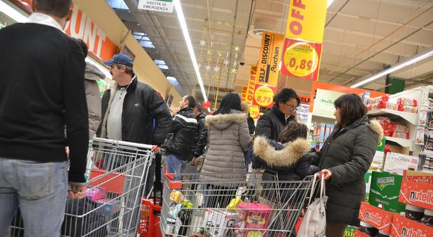 Finisce l'era Auchan: domani in via Scataglini ad Ancona apre Spazio Conad