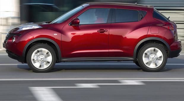 Nissan Juke è stato il primo dei Suv ultra compatti, lungo poco più di quattro metri