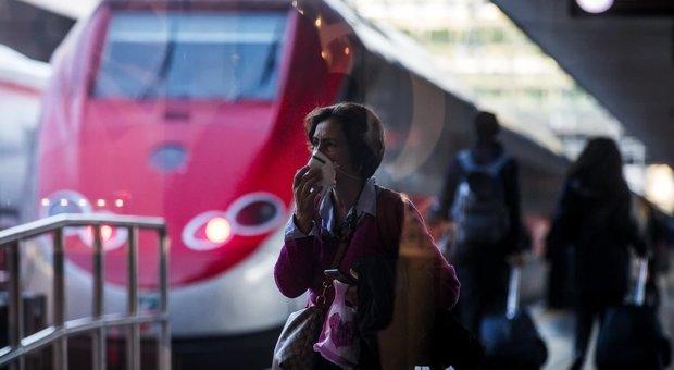 Caos alla stazione Termini per falso allarme contagio: equivoco per frase male interpretata