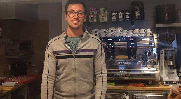 Massimo Barel. Il Bar La Miniera chiude, resta solo la ricevitoria