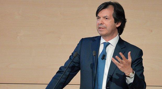 Carlo Messina amministratore delegato di Intesa Sanpaolo