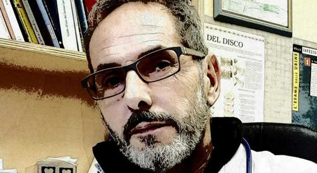 Il medico di famiglia Enzo Bozza