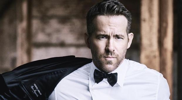 Ryan Reynolds è il nuovo volto di Armani Code (@instagram vancityreynolds)