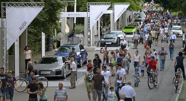 La seconda edizione del Salone dell'auto di Torino Parco Valentino è in programma dall'8 al 12 giugno