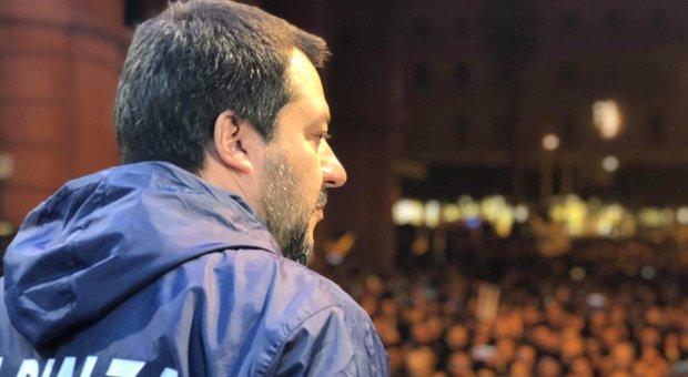 Salvini: «Nessun gruppo unico con M5S per le Europee»
