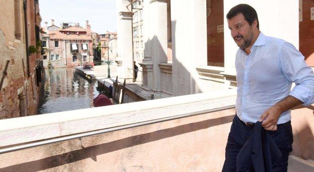 Incidente nave da crociera a Venezia, Matteo Salvini attacca i 5 Stelle